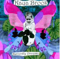 Kaya Brook CD cover 1 by KenshinKyo