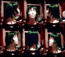 Zane Truesdale wig by KenshinKyo