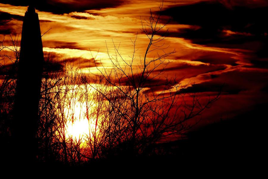 Sunset 120811 by KenshinKyo