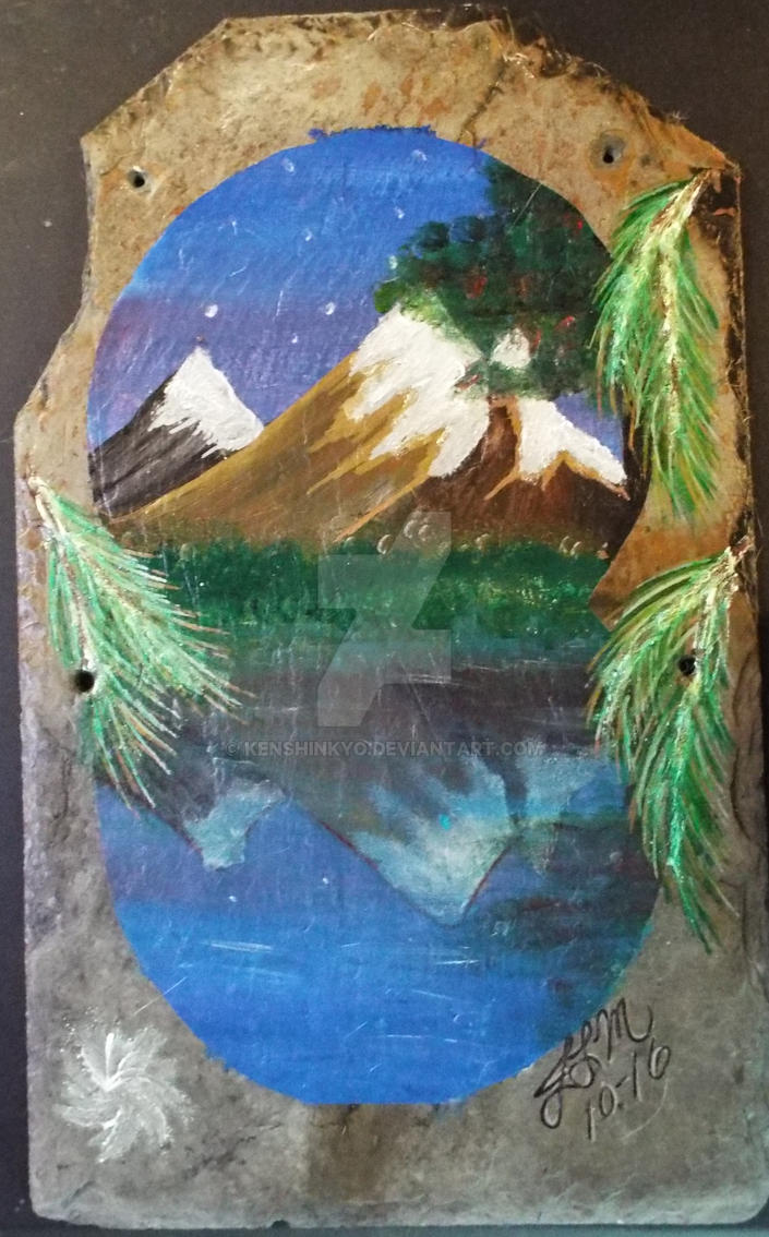 Mountain escape by KenshinKyo