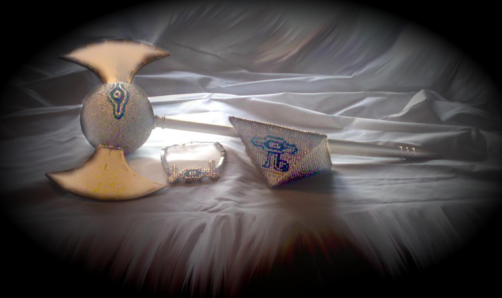 Three Millenium Items by KenshinKyo
