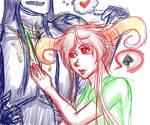 Darkleer and Handmaid