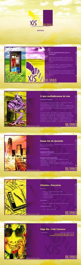Xis Culturalis Web Site