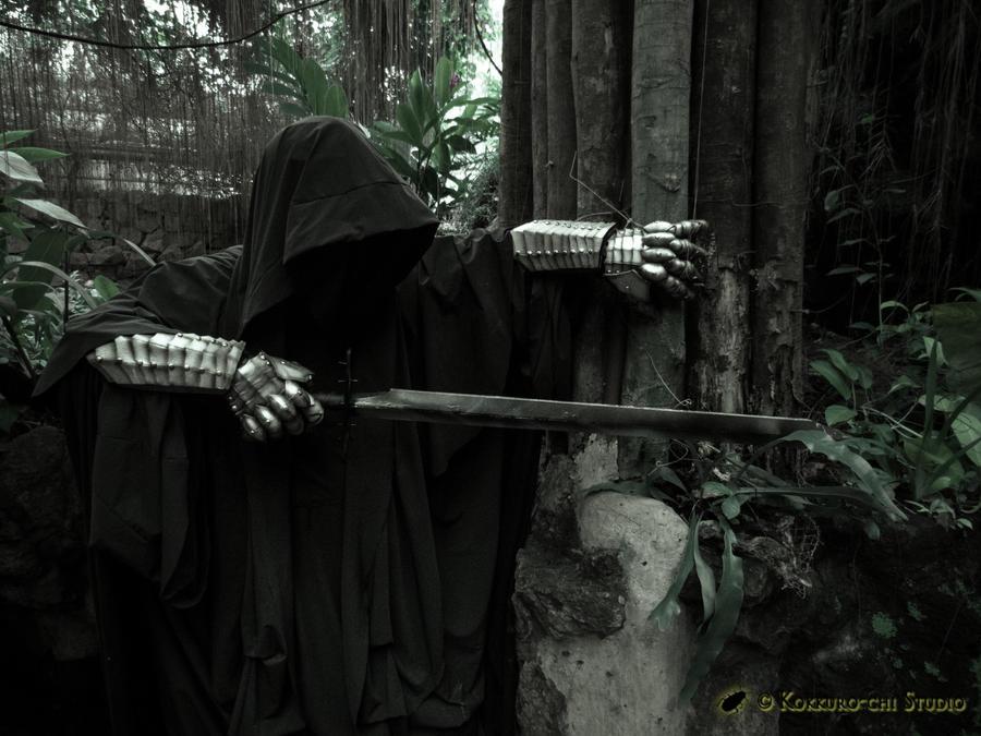 My Nazgul / Ringwraith - Hunting Hobbits by akagii2004