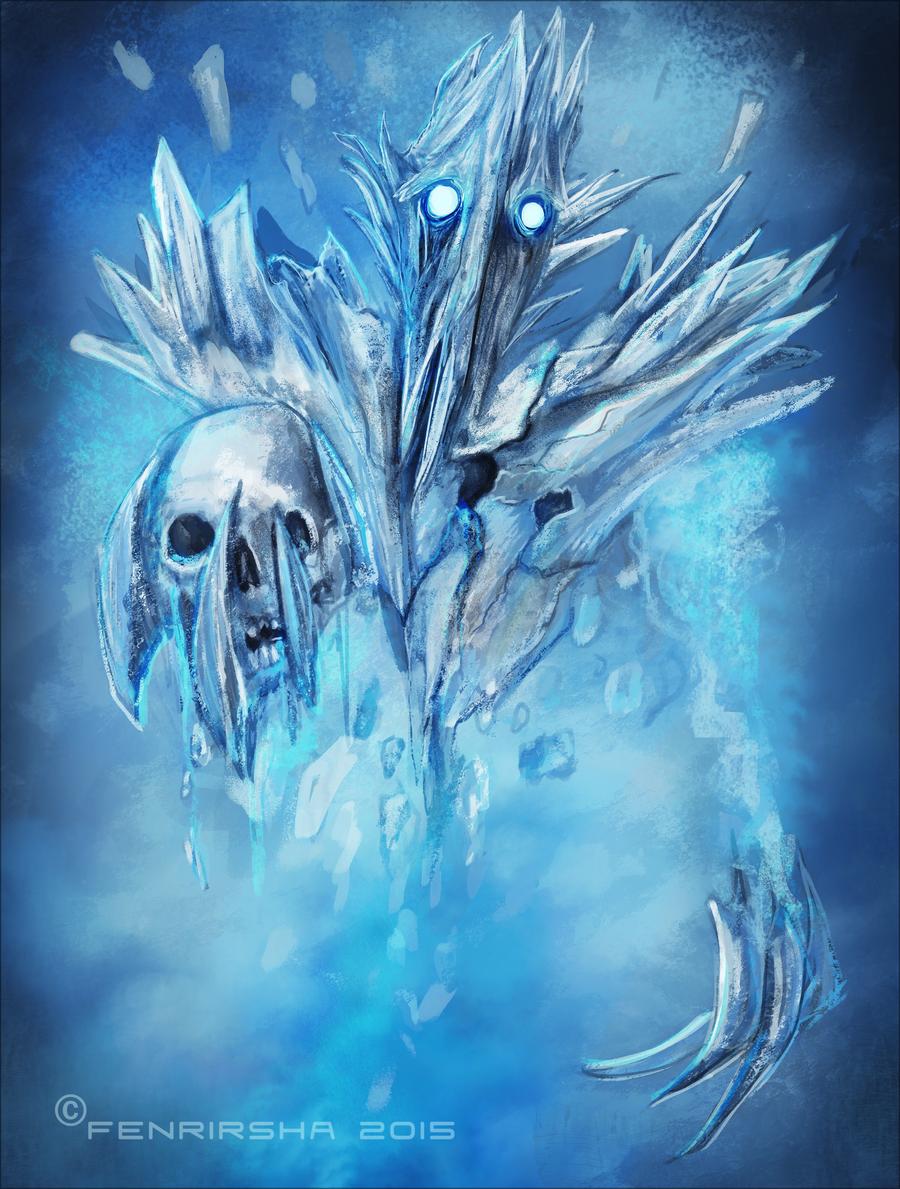 kaldr the ancient apparition by fenrirsha on deviantart