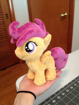 Scoot scoot scootaloooo! Update