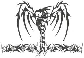 the second tribal dragon by mybeautifulsickness