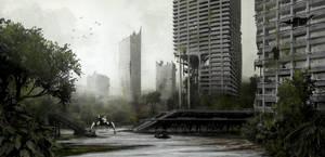forsaken metropolis