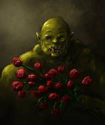 Be My Valentine by greensandsguy