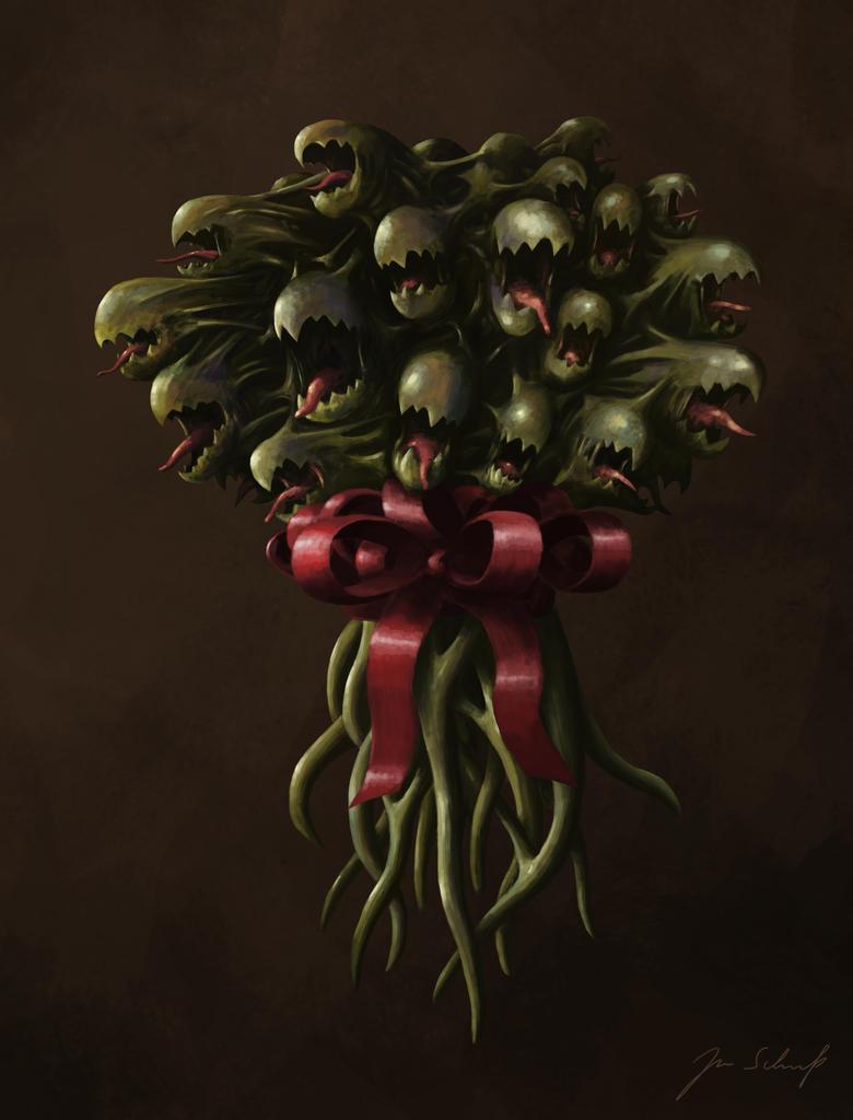 Birthday Bouquet by greensandsguy