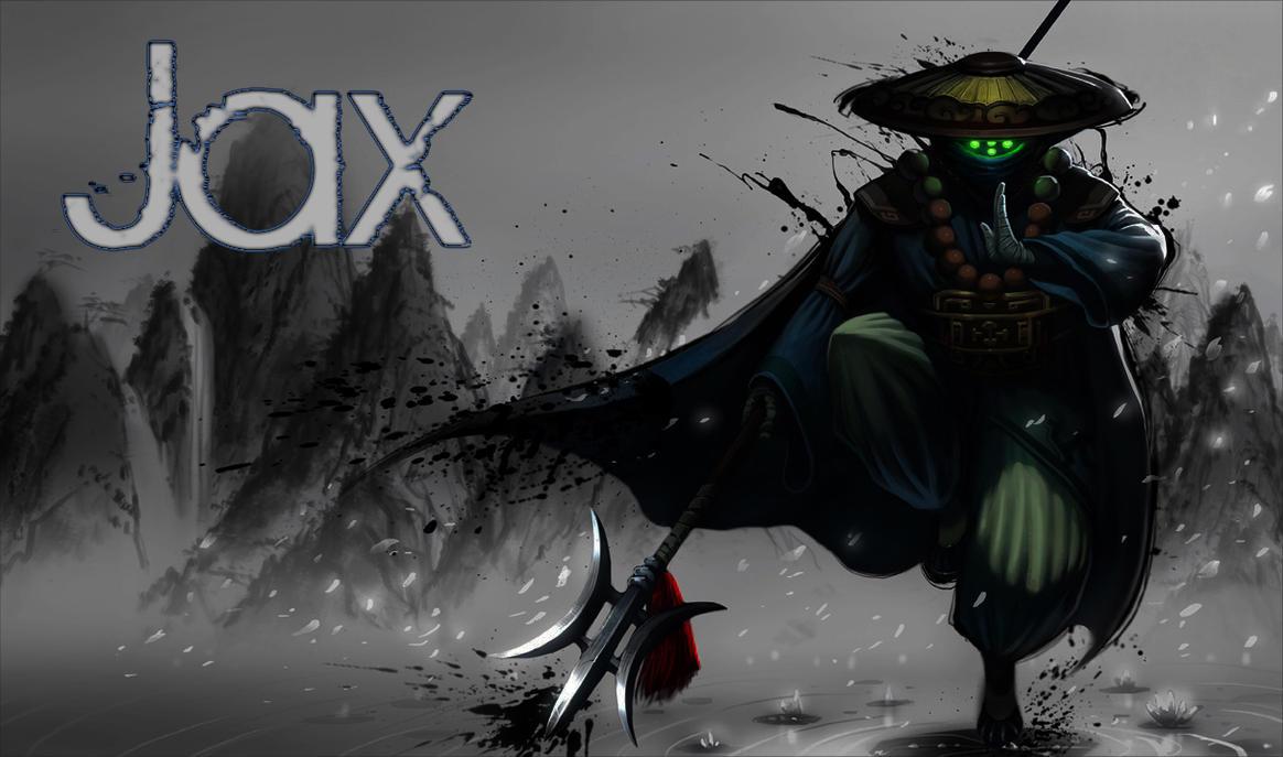 Jax by zodiark619