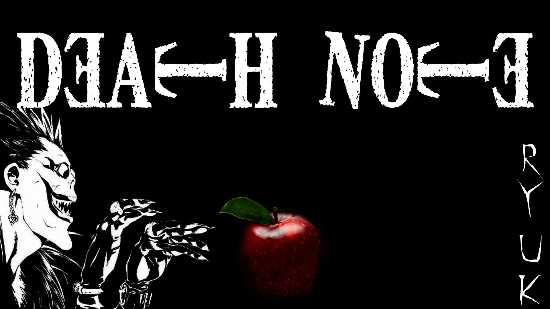 Death Note = Ryuk by zodiark619