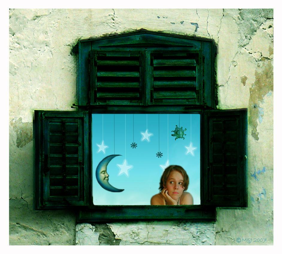 Waiting the Night by MalekaLaneke