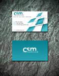 CSM Flooring Biz Card