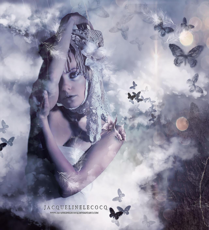 Papillon by JacquelineLecocq