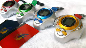 Digimon Tamers D-ARK Digivices