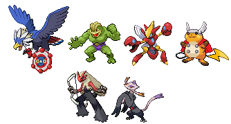 Pokevengers by Madness-wolf