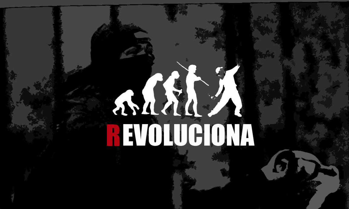 R-EVOLUCIONA by insurgente