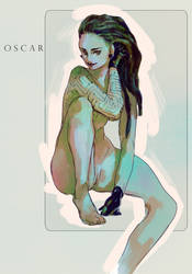 Commission - Oscar by LaceyCrombie