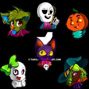 Halloween in the 90s