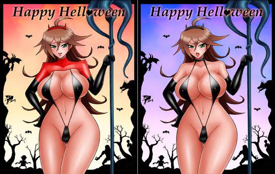 Halloween Devil Nyx