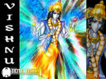 Vishnu The God of Maintenance