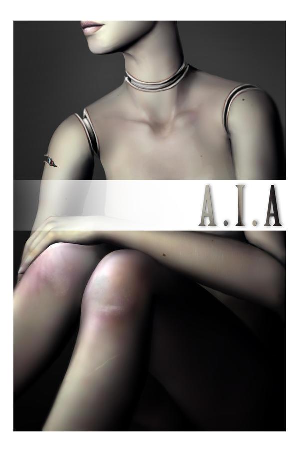 A.I.A by AliceInUnderland
