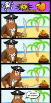STW Homework Entry #1 - Pirate VS Orange