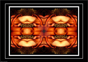 'Faces' by Lidbury