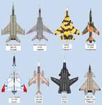 Aircraft Sheet: Favorites