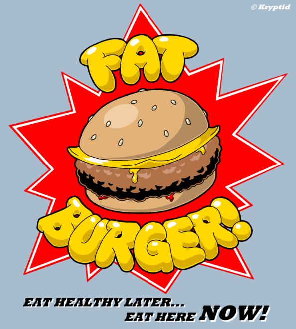 fat burger logo by kryptid on deviantart