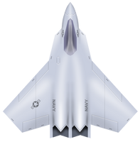 Boeing Sixth Gen Fighter by Kryptid