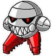 Mecha Kirby by Kryptid