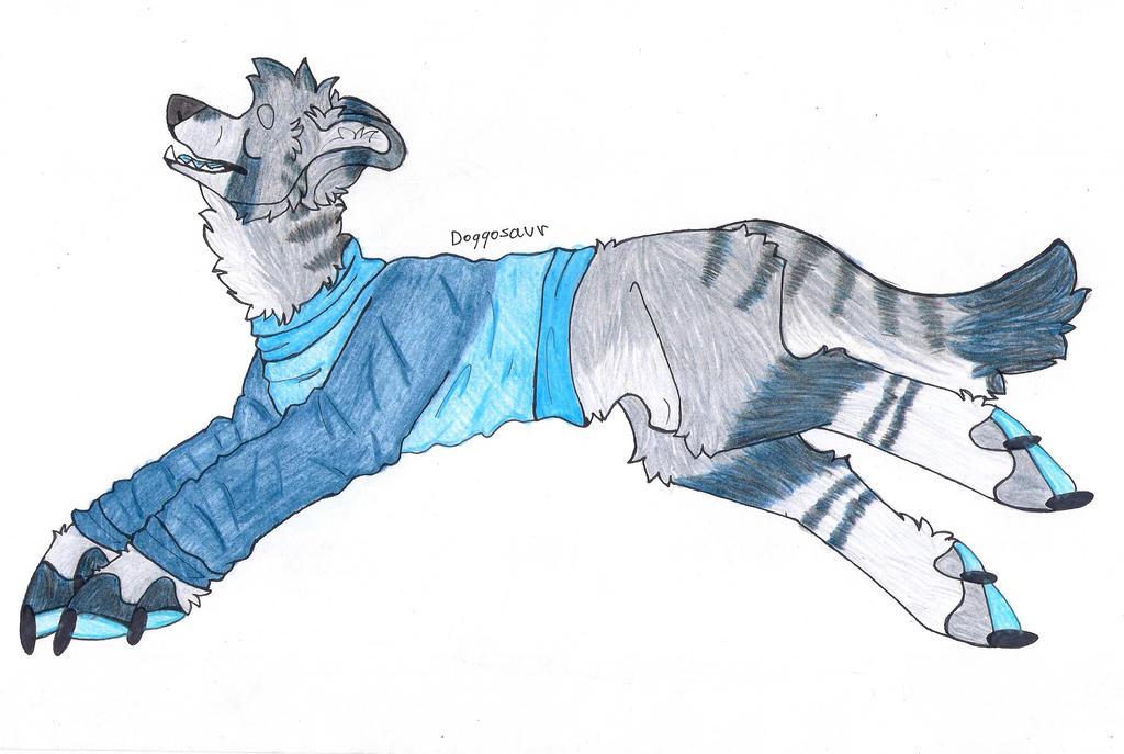 art trade by Doggosaur