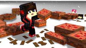 [MINECRAFT] CHOCOLATE!!!!! by AllyDasher
