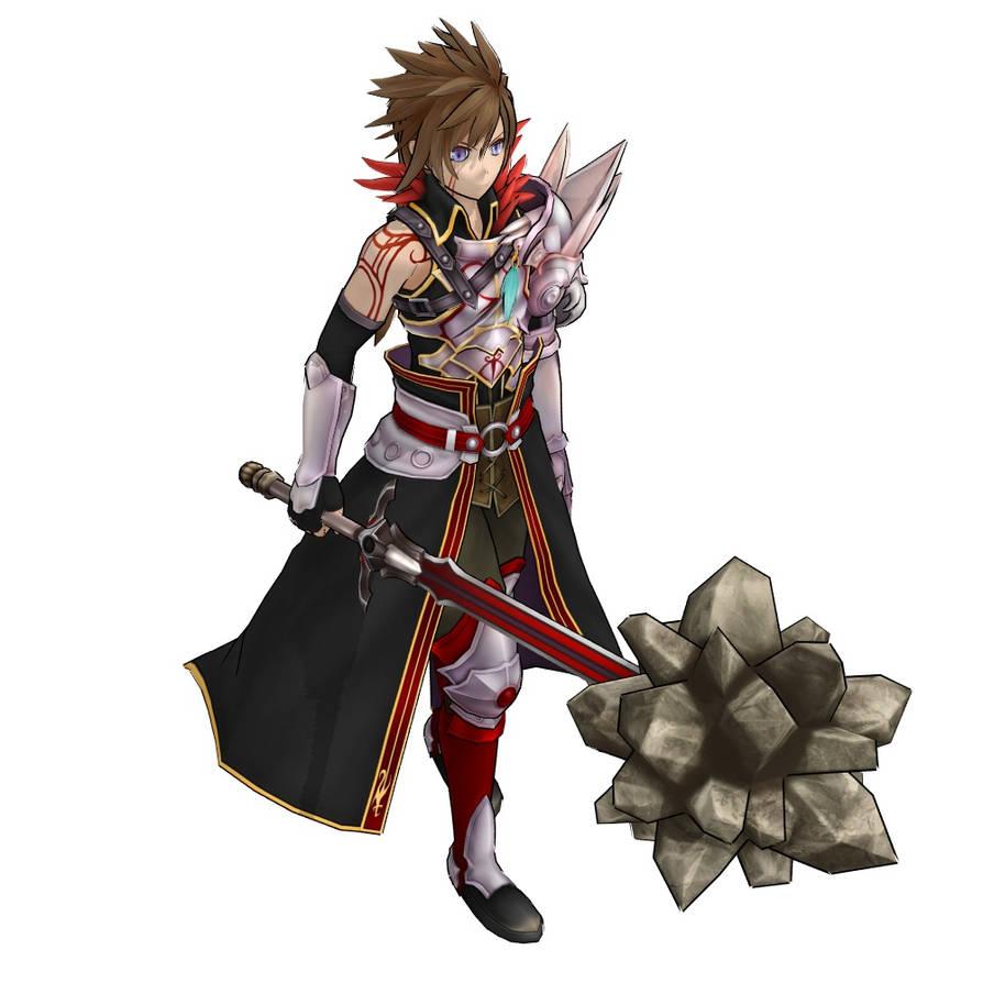 [MMD] MC from Kai-ri-Sei Million Arthur VR by MMNana