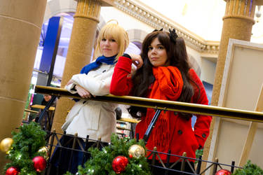 Fate/Stay Night: UBW by MikoBura