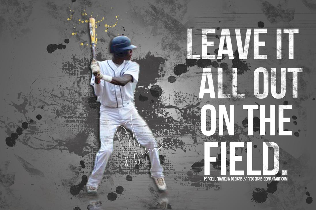 Baseball wallpaper by pfdesigns on deviantart baseball wallpaper by pfdesigns voltagebd Image collections