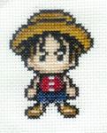 Cute Luffy