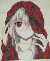 Vampire Anime Girl COMPLETED