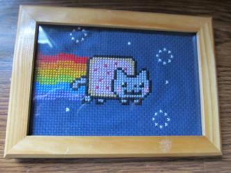 Nyan Cat by DawnMLC