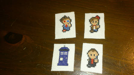 Dr.Who magnets