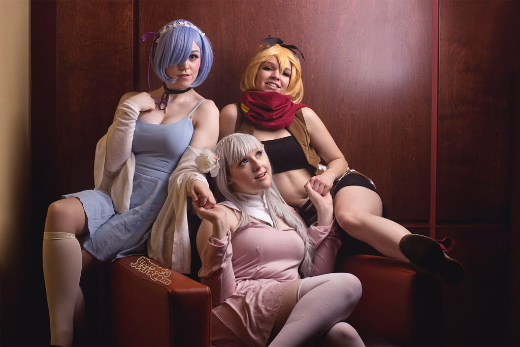 Casual Hangouts by KALCosplay