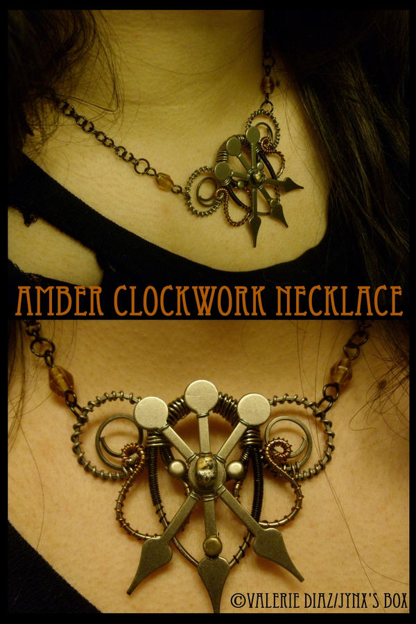 necklace clockwork listing heart zoom steampunk fullxfull il