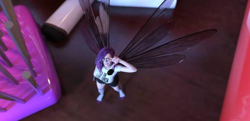 Faytality Zoe, the gaming Fairy 01