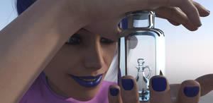 Layne in a Bottle 01