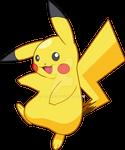 .:Pokedex: 025 Pikachu:.