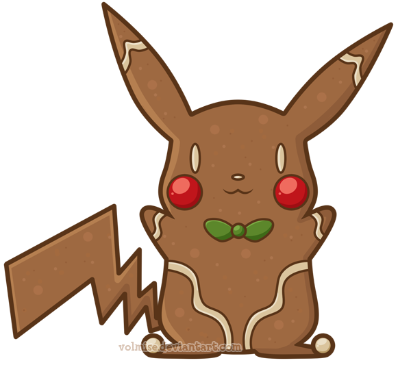 .:PKMN-Crossing: Pika-Cookie:. by Volmise