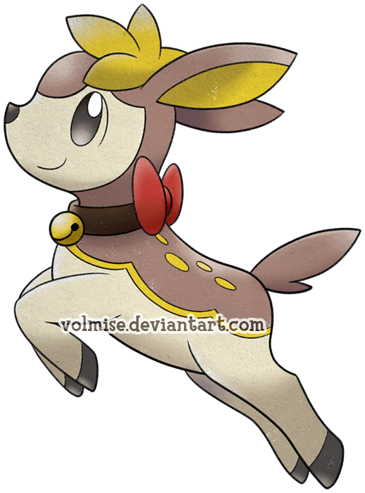 Pokeddexy: Day 10: Favorite Grass by Volmise