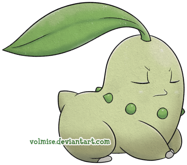 Pokeddexy: Day 26: Favorite Starter by Volmise